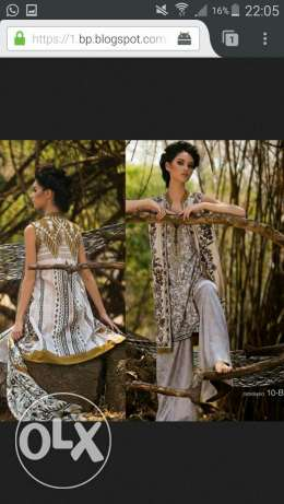 Designer semi detached suits with special discount روي -  5