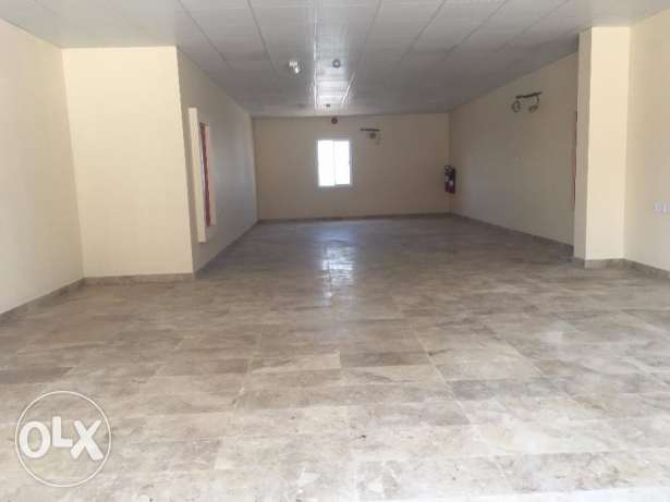e1 commercial shops for rent in bowsher opposit daulphin village بوشر -  5