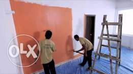 House painting work muscat