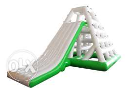 Floating Water Climber & Slide