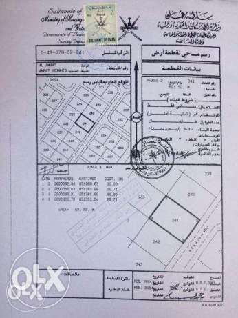 Land space for sale - from the owner directly - price is reduced