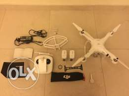 Phantom 3 Advanced with two batteries