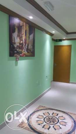 Family Appartment 2BR with 3Bathroom +1 seating room On al amerat العامرّات -  3