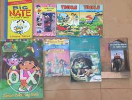 Assorted books for kids at very low price