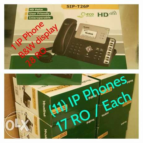Yealink , office IP Phones