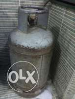 Gas cylinder for(Empty)-R.O.20/-