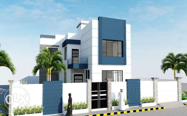 FREELANCE DESIGNER OF villas and commercial Buildings INCLUDING 3D