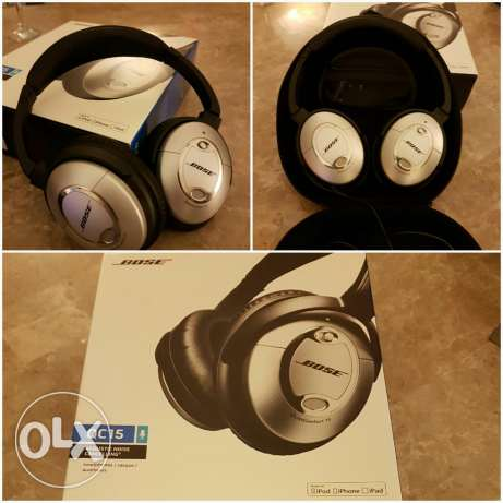 Bose QuietComfort® 15 Acoustic Noise Cancelling® headphones مسقط -  1