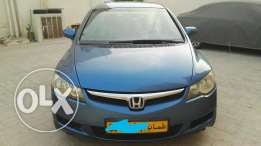 Honda Civic 2007. Expat owner price 2000.