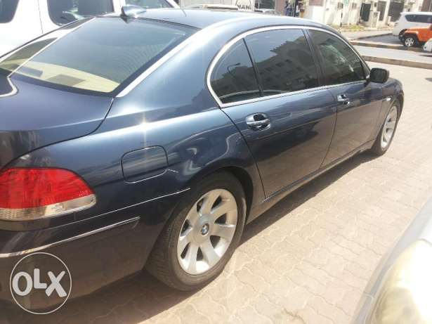 BMW 730 LI 2008 - For Sale - In Very Good Condition NO 1 مسقط -  3