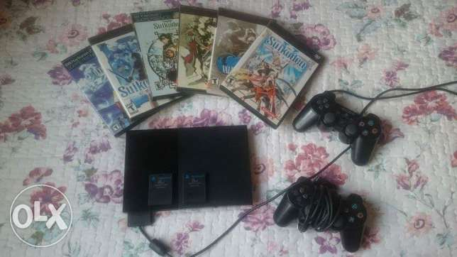Selling Ps2 with accessories