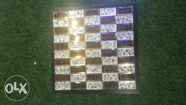 This is mosaic Crystal design