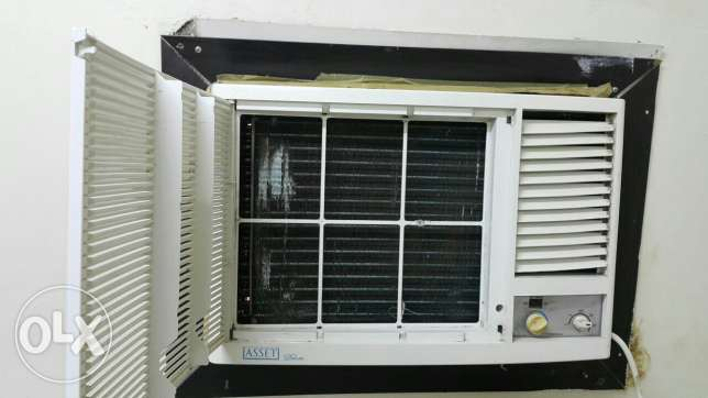 Asset AC 1.5 ton very good condition for immediate sale صحار -  7