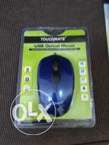 unused mouse and head phone ..touchmate