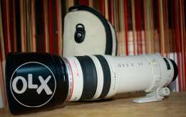 Canon EF 100-400mm f4.5-5.6L IS USM Telephoto Zoom Lens