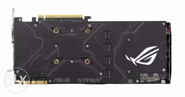 ASUS GeForce GTX 1080 جديد
