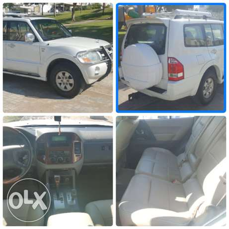 Pajero 6 cylinders 3.8 litter very clean car first owner بوشر -  1