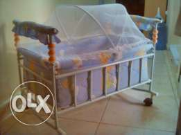 Baby Cradle as good as new