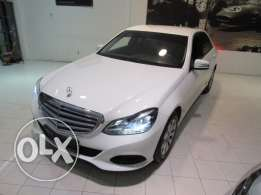 Mercedes E 200 Oman at CLASSIC CAR
