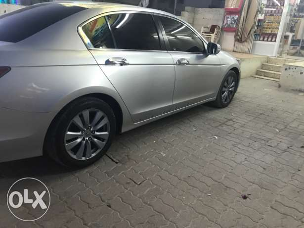 هوندا اكورد ٢٠١٠ خليجي فول اوبشن Honda Accord GCC Spec full option