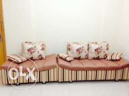 Custom-made new sofa set
