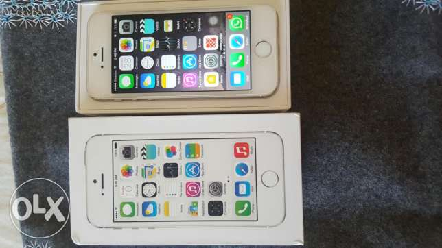 iphone 5S 32GB with Clear Coat مسقط -  3