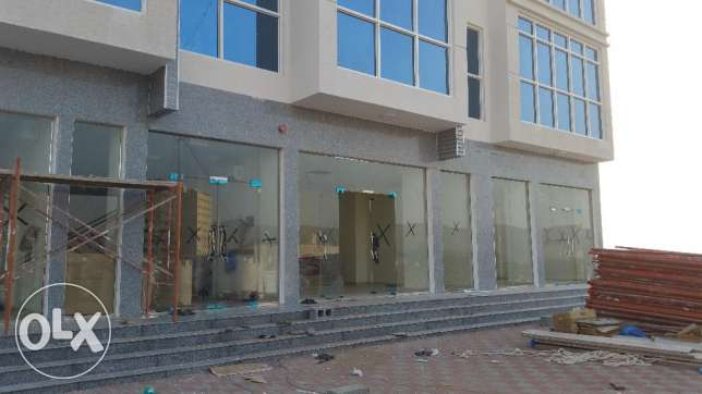 Shops for rent Almisfah in front of Al Assar Electric LLC