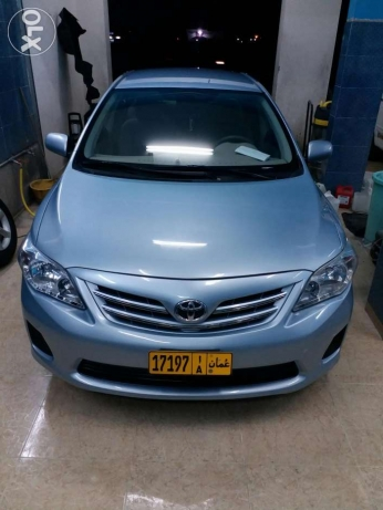 Toyota corolla 2012 very good condition