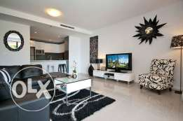1 B R apartment in Marsa Village - exclusive location