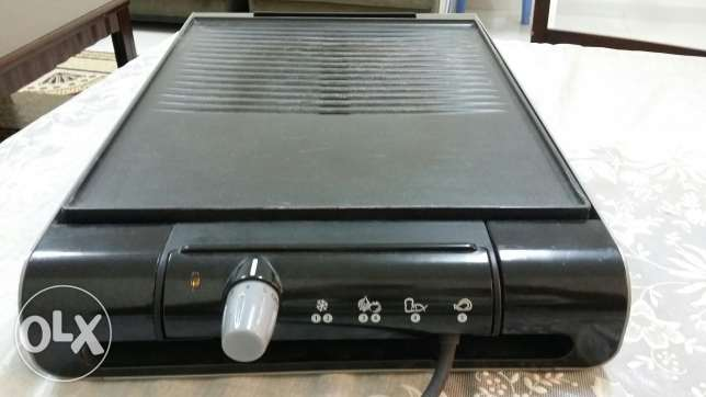 Electric grill Philips used 2 times only