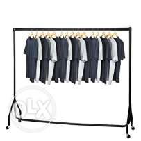 Brand new - Heavy Duty Clothes Rail Garment Rail 6ft Long x 5ft High