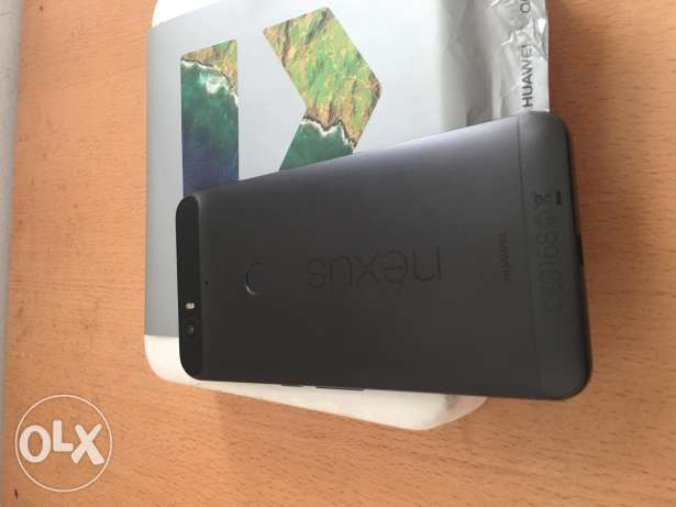 Nexus Google 6p 64gb مسقط -  5
