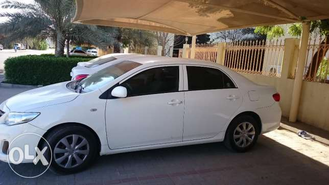 1.6 Corolla 2013 model for sell urgently بوشر -  3