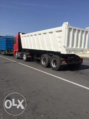Tipper Two Axle 2008