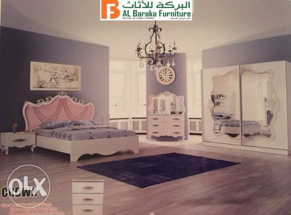 Al Baraka Furniture - Bedroom Set مسقط -  1
