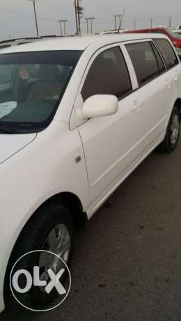 Toyota Corolla 1800 cc manual gear very good condition urgent sale low السيب -  2
