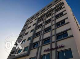 F-Commercial office Space 2 Bhk for rent in Al Amarat Near Sultan Cent