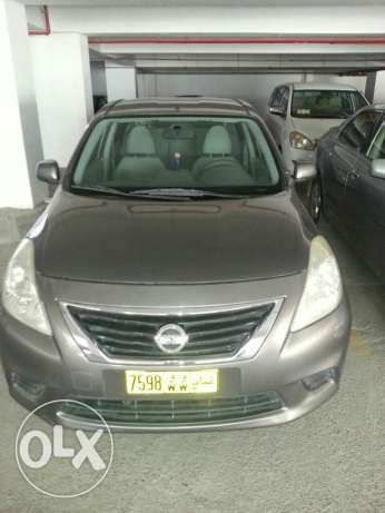 Nissan Sunny Fully Automatic 2012 Model