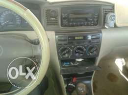 Good conditioned toyota corolla 2005 model for urgent sale
