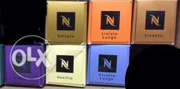nespresso capsules for sale