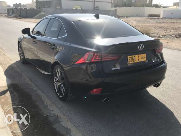 Lexus is250 f السيب -  3