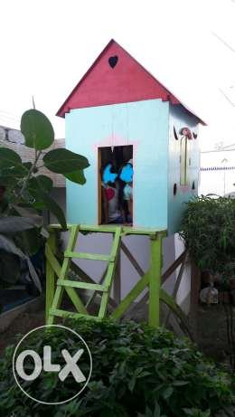 Tree house for sell