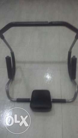Ab Circle Pro - Core & Abdominal Trainer with free Simple Ab Trainer مسقط -  6