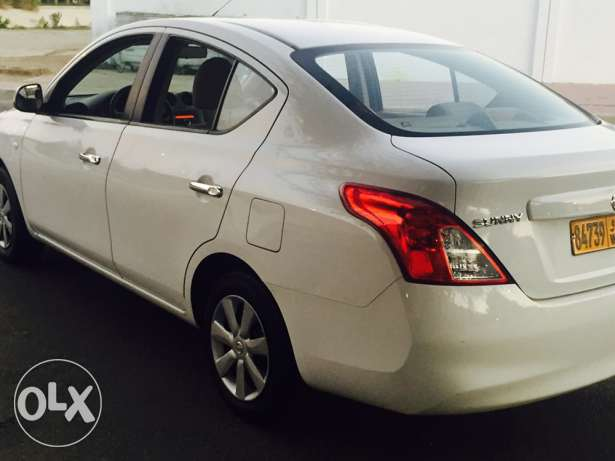 Full finance without zero down payment Nissan sunny 1.5 cc 2012 Auto مسقط -  6
