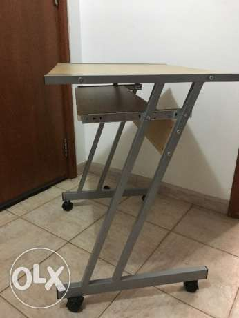 Laptop or computer table