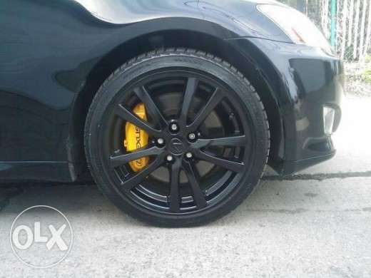 Rubber Car Coating Wheel Rim Protection Color مسقط -  3