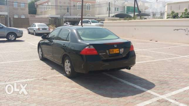 Accord 2007 Excellent Condition مسقط -  4