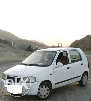 Suzuki Alto 2011 Model with new Complete AC set, new tyres,new battery