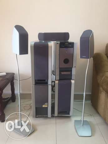SONY 3in1 Home Theater مسقط -  1