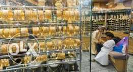 Gold shop markets in salalah for renet